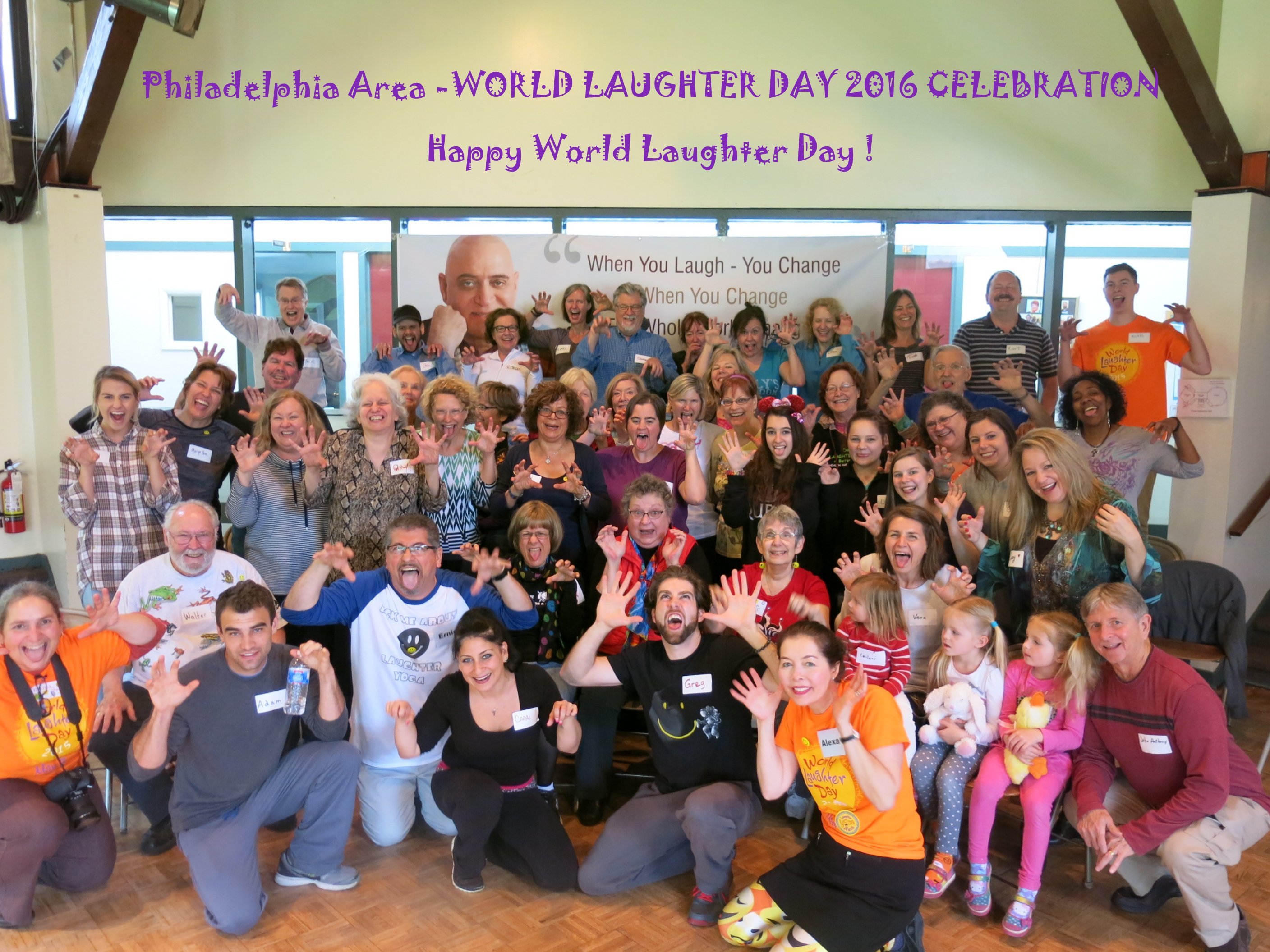 the amazing world of laughter You know what they say – laughter is really the best medicine for ages, people have been fascinated with laughter 15 interesting facts about laughing.