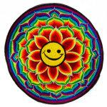 smiling mandala